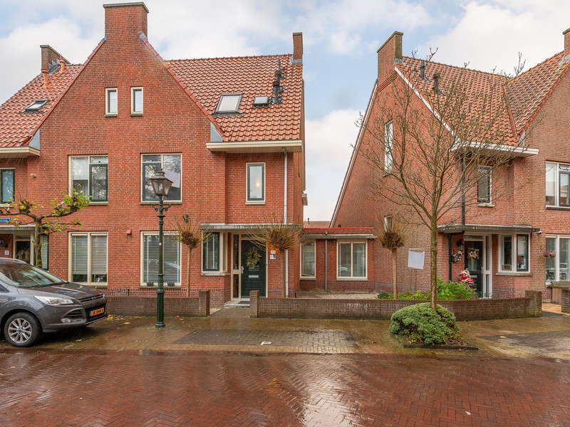 Houtkoperstraat 23, Brielle