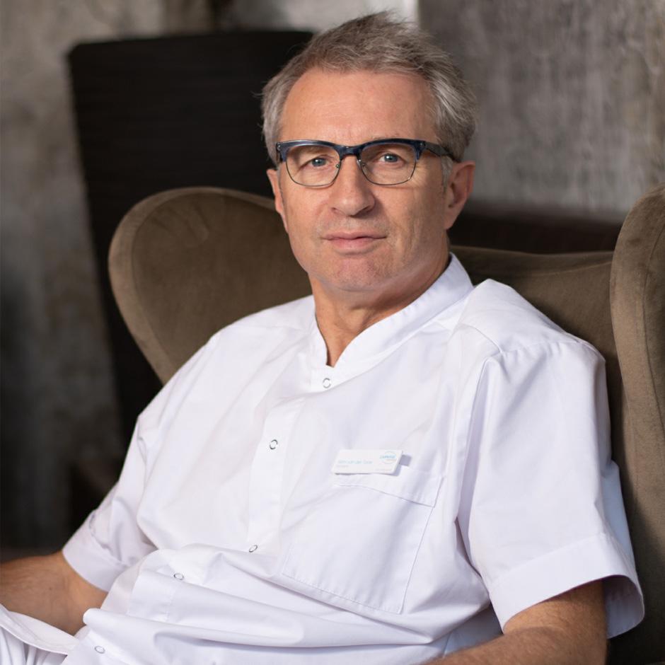 Wim van der Torre, tandarts