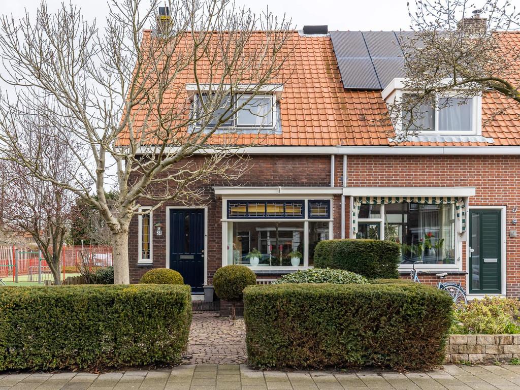 Lodewijk van Nassaustraat 23, Zwijndrecht