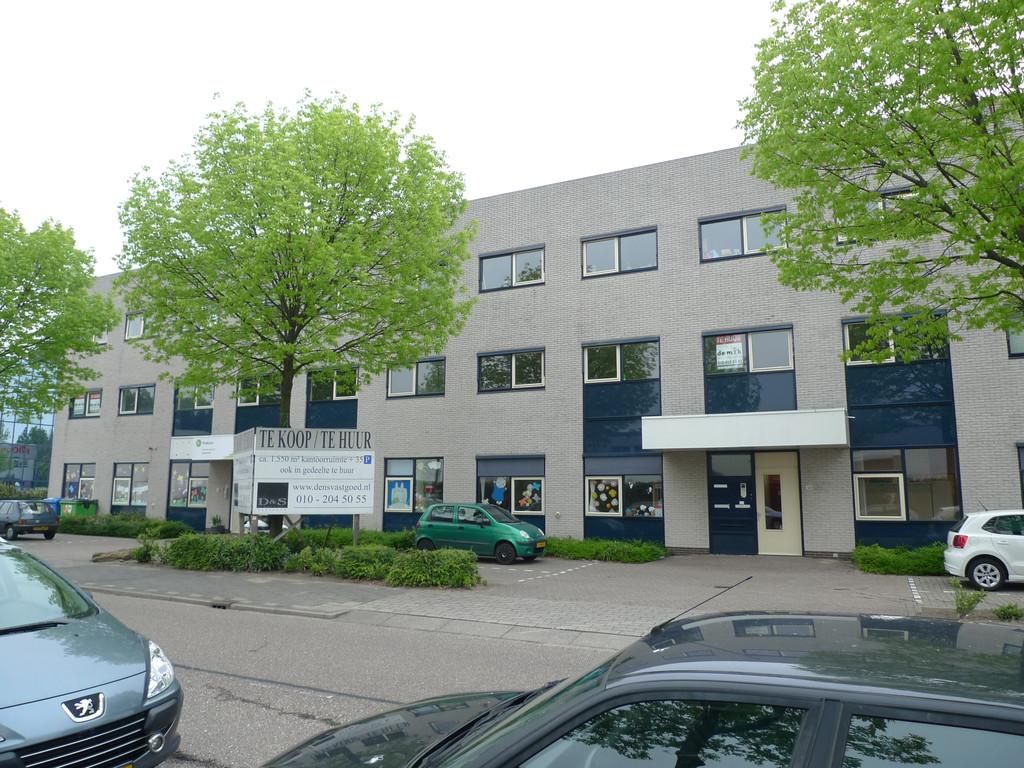 Essebaan 38-40, Capelle aan den IJssel