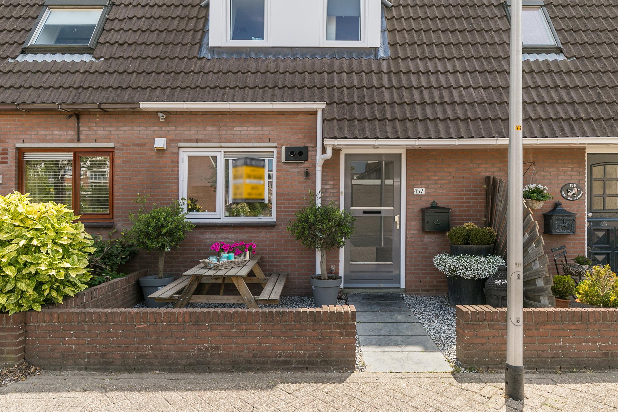 Thuiskantoor Uitbouw Tuin : Oranjelaan 157 te rijnsburg woning de raad makelaars katwijk