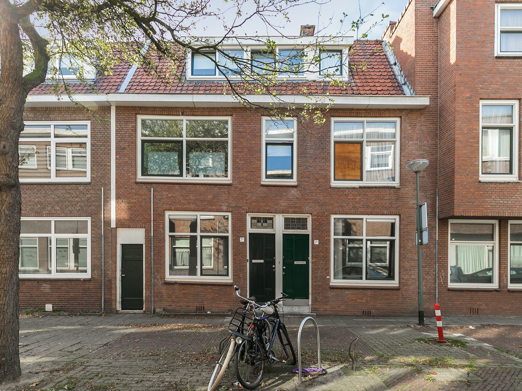 Jacob Marisstraat 7A, Schiedam
