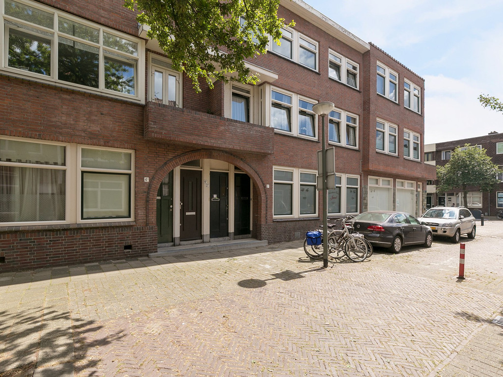 Jacob Marisstraat 4B, SCHIEDAM