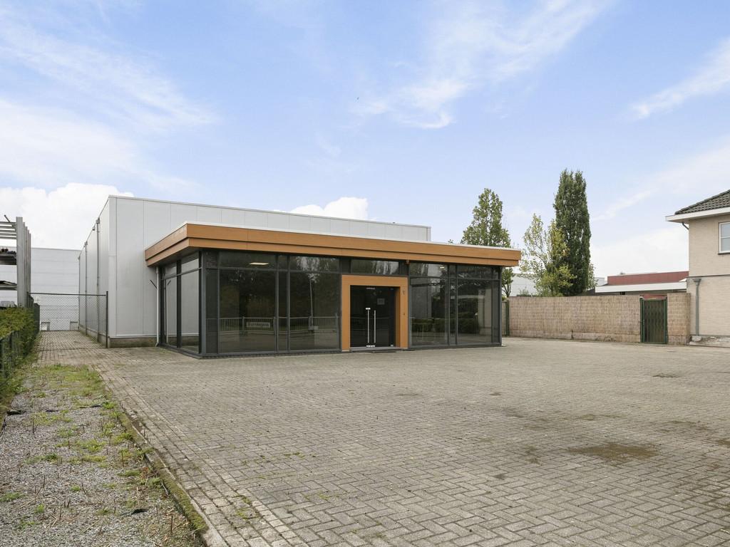 Laagsteen 9, Breda