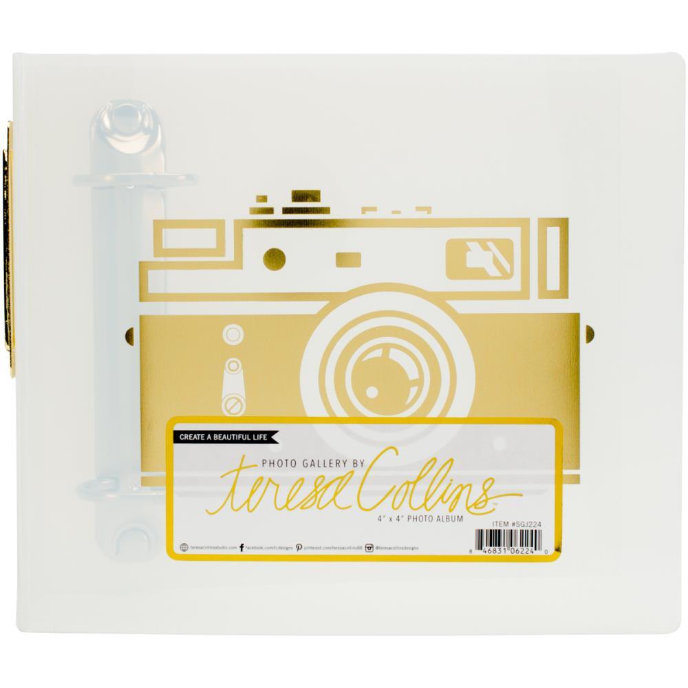 Teresa Collins 4x4 Photo Album Sgj224 Hobbymateriaal Online Kopen