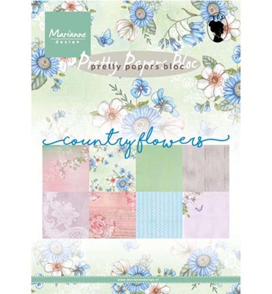 Afbeeldingsresultaat voor Marianne design country flowers