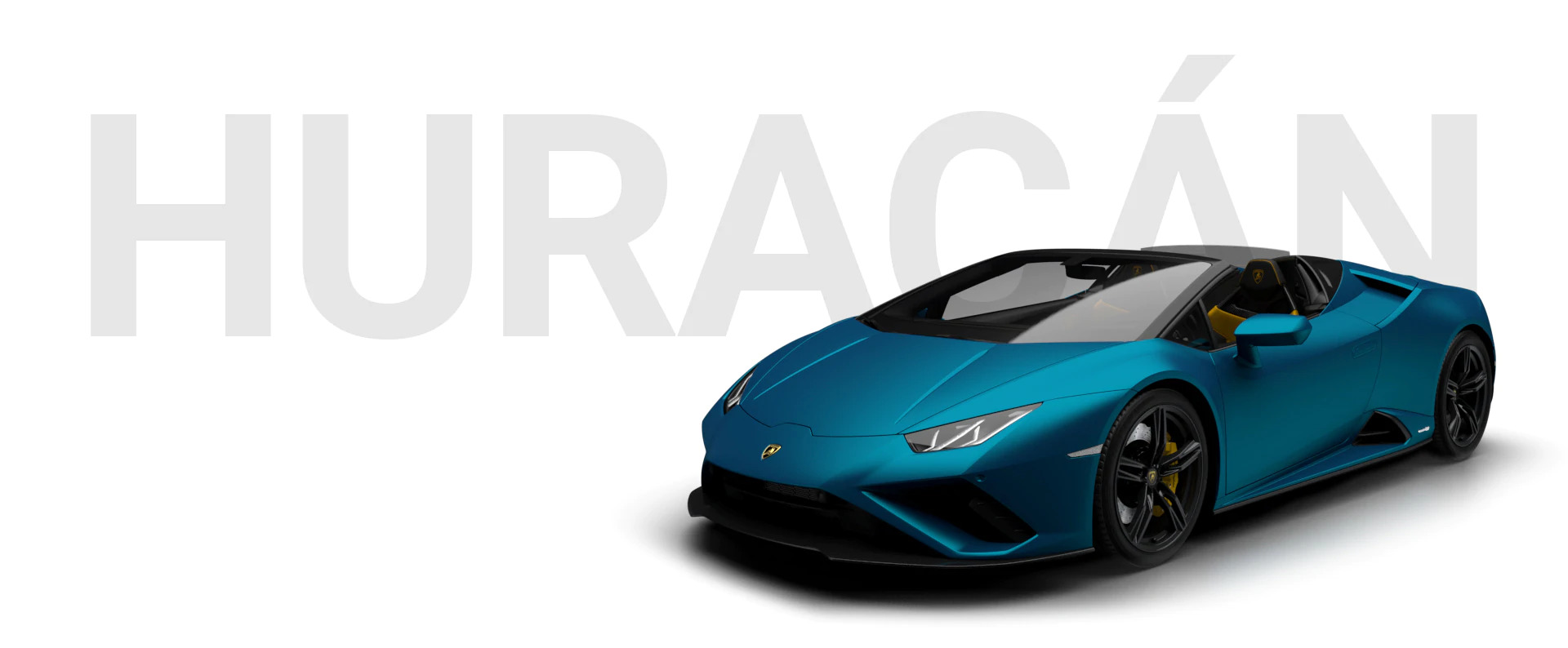 Lamborghini Huracán EVO RDW Spyder