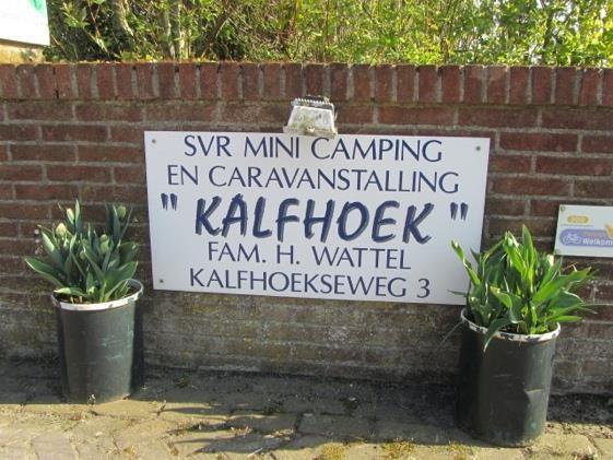Camping verkocht