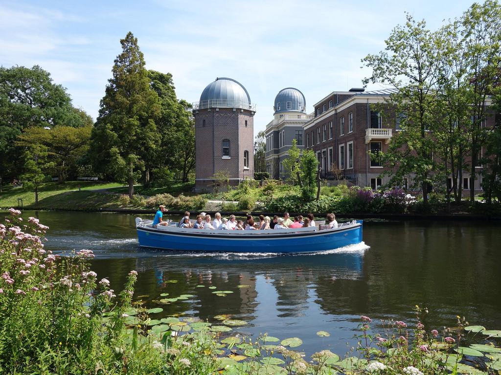 Blauwpoortsbrug 1, Leiden