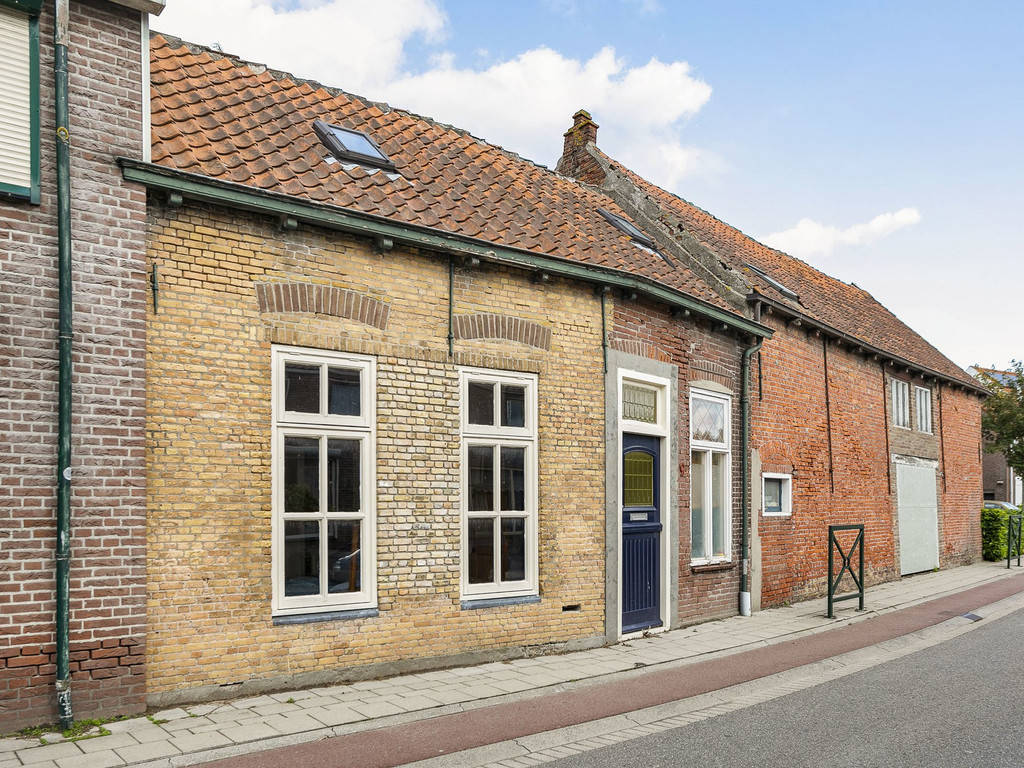 Molenweg 9, Oud-Vossemeer