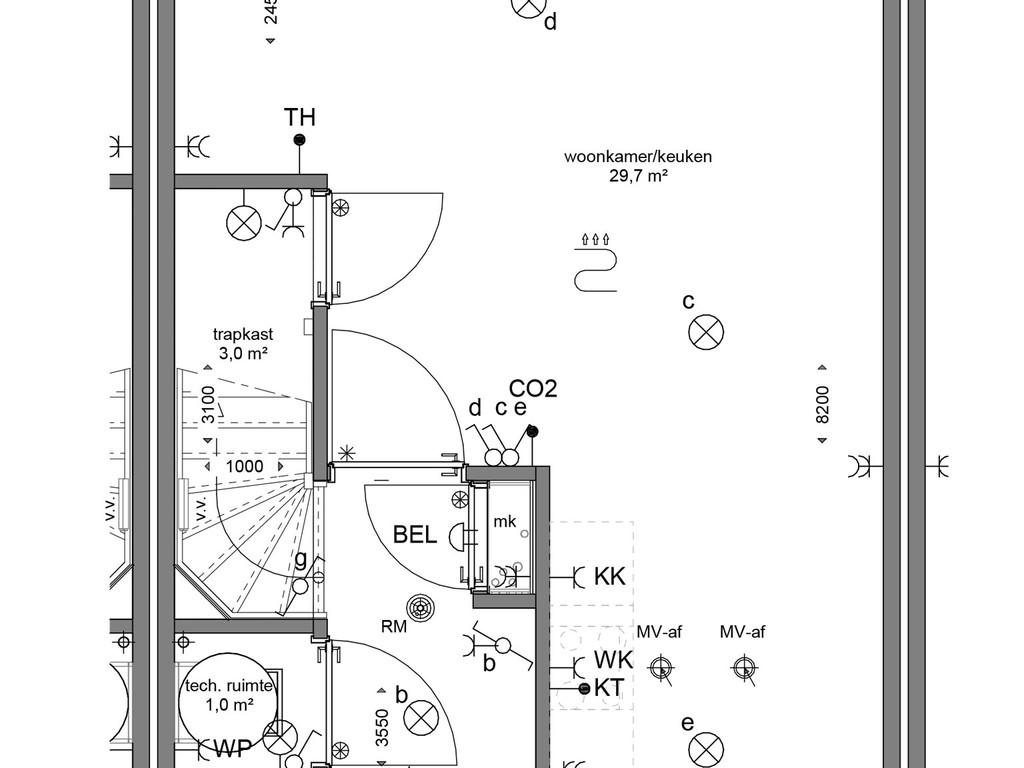 Vestetuin, bouwnummer 8 , THOLEN