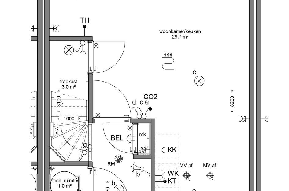 Vestetuin, bouwnummer 14