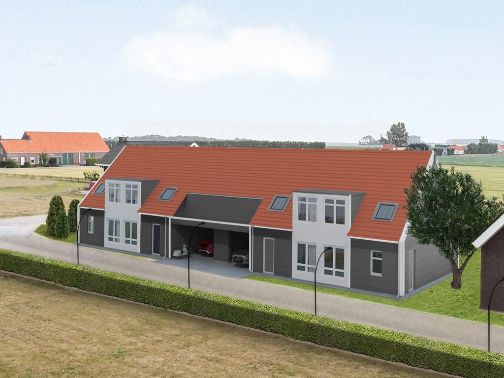 Sluisweg 8d, Sint Philipsland