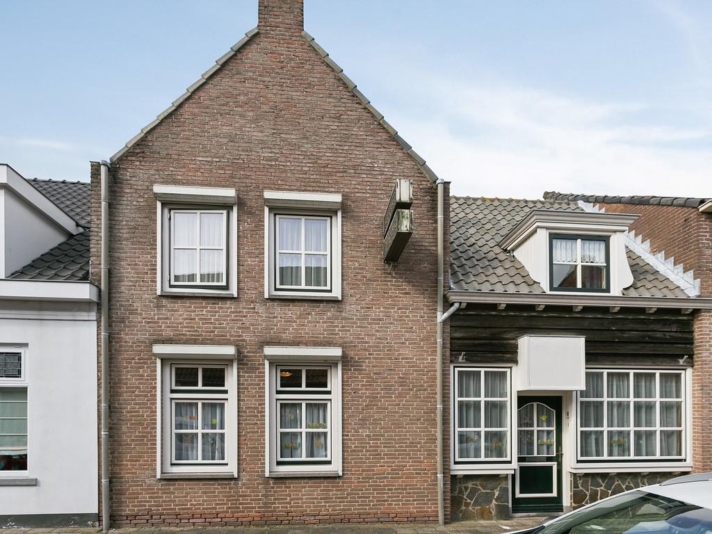 Zilverstraat 5, Oud-Vossemeer