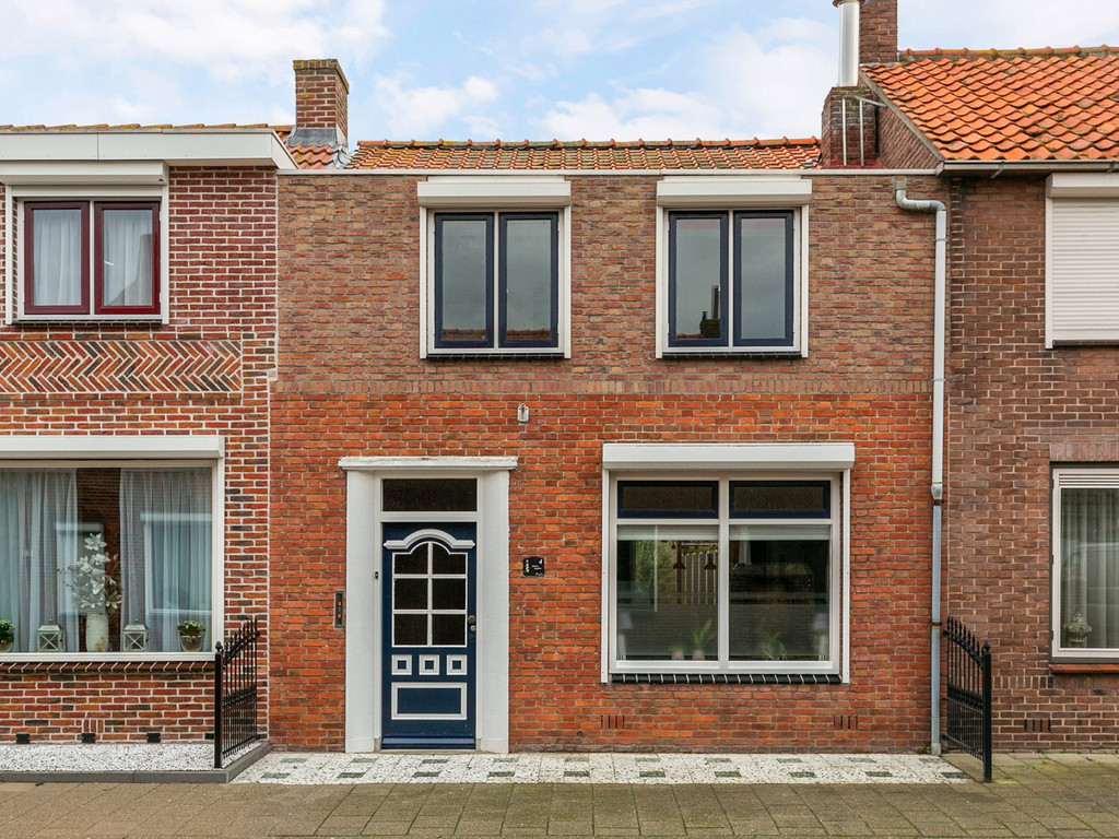 Achterstraat 4, Sint Philipsland