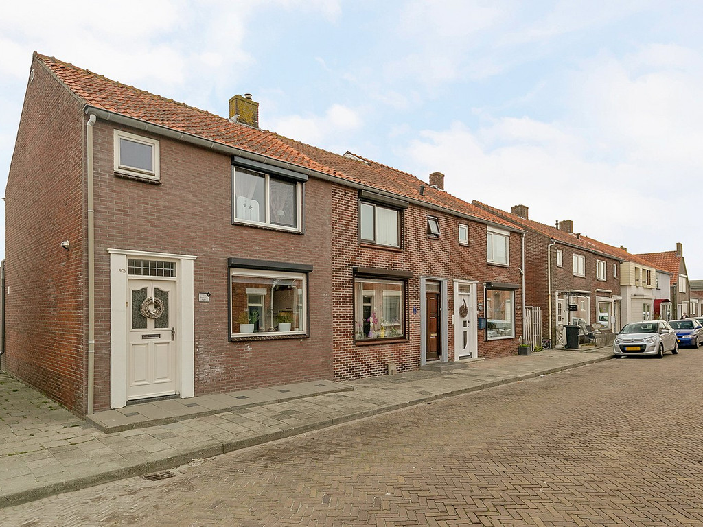 Wilhelminastraat 16, Sint Philipsland