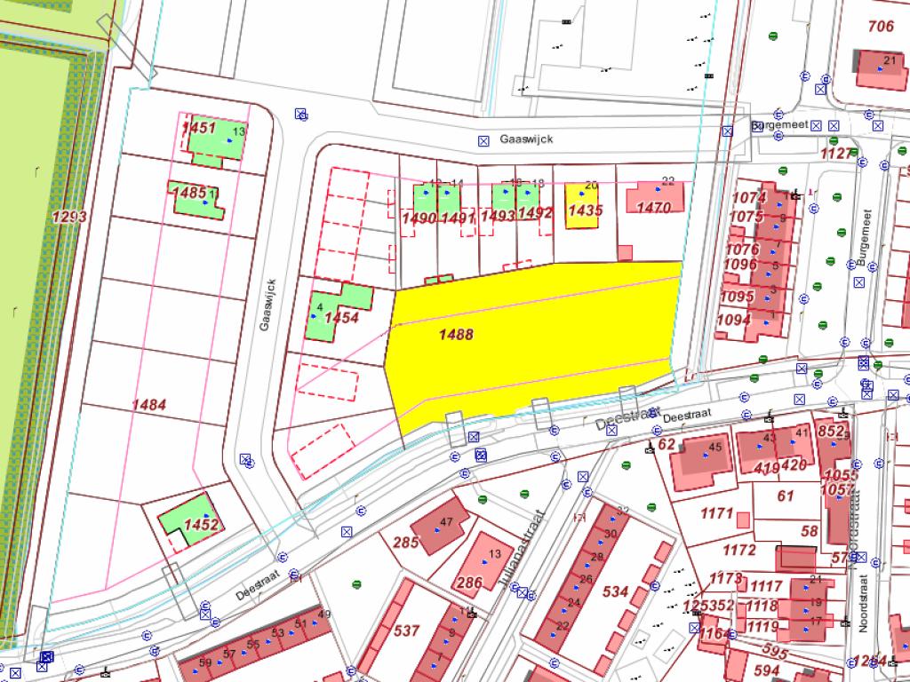 Deestraat - Twee-onder-1-kap woning, bouwnummer 3 , Poortvliet