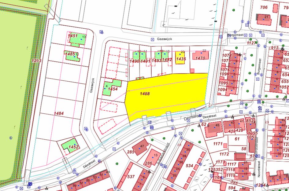 Deestraat - Twee-onder-1-kap woning, bouwnummer 2