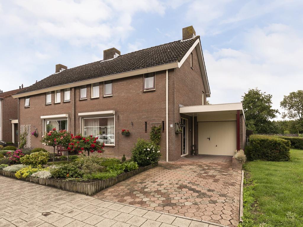 Marehoekstraat 23, Oud-Vossemeer