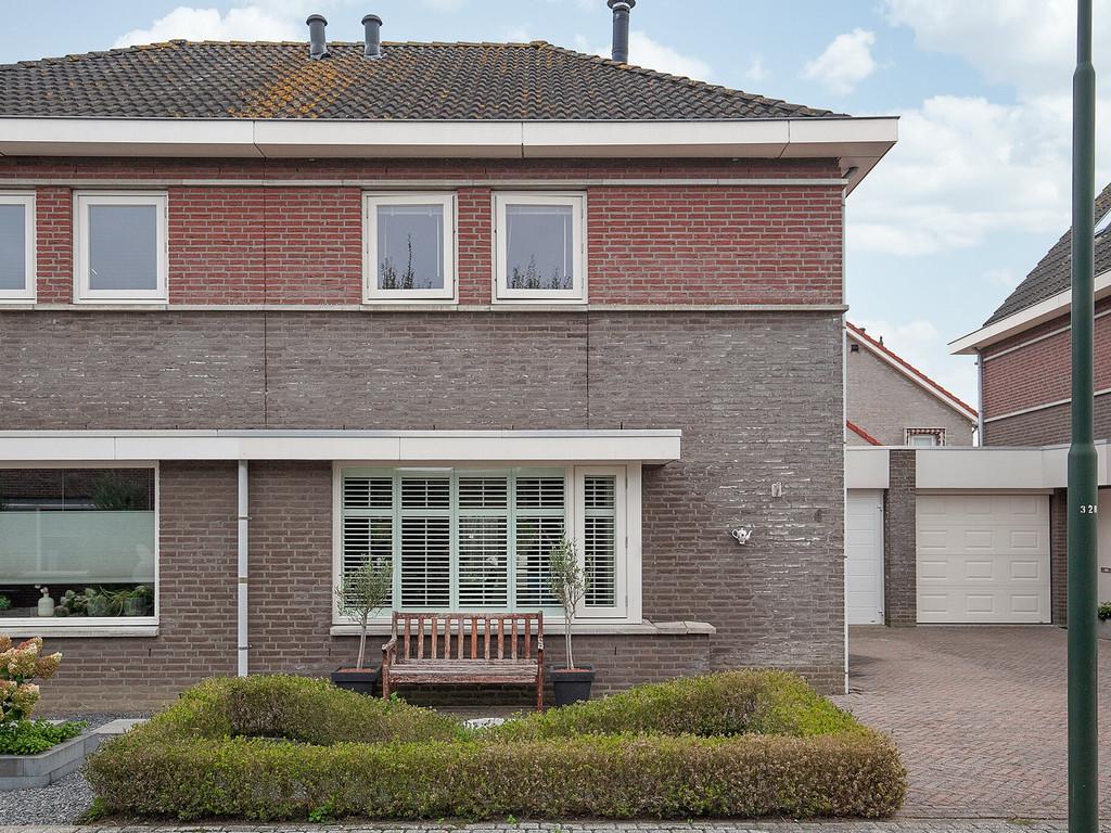 Heermanstraat 4, Oud-Vossemeer