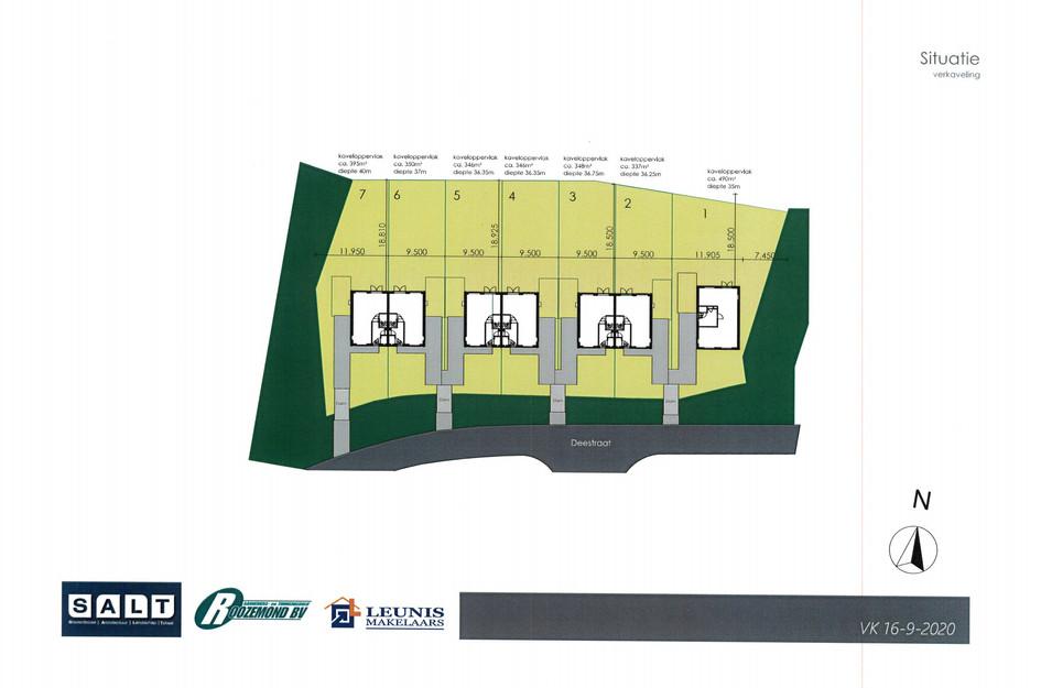 Deestraat - Twee-onder-1-kap woning, bouwnummer 6