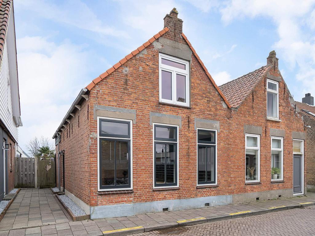 Tienhoven 27, Sint-Annaland
