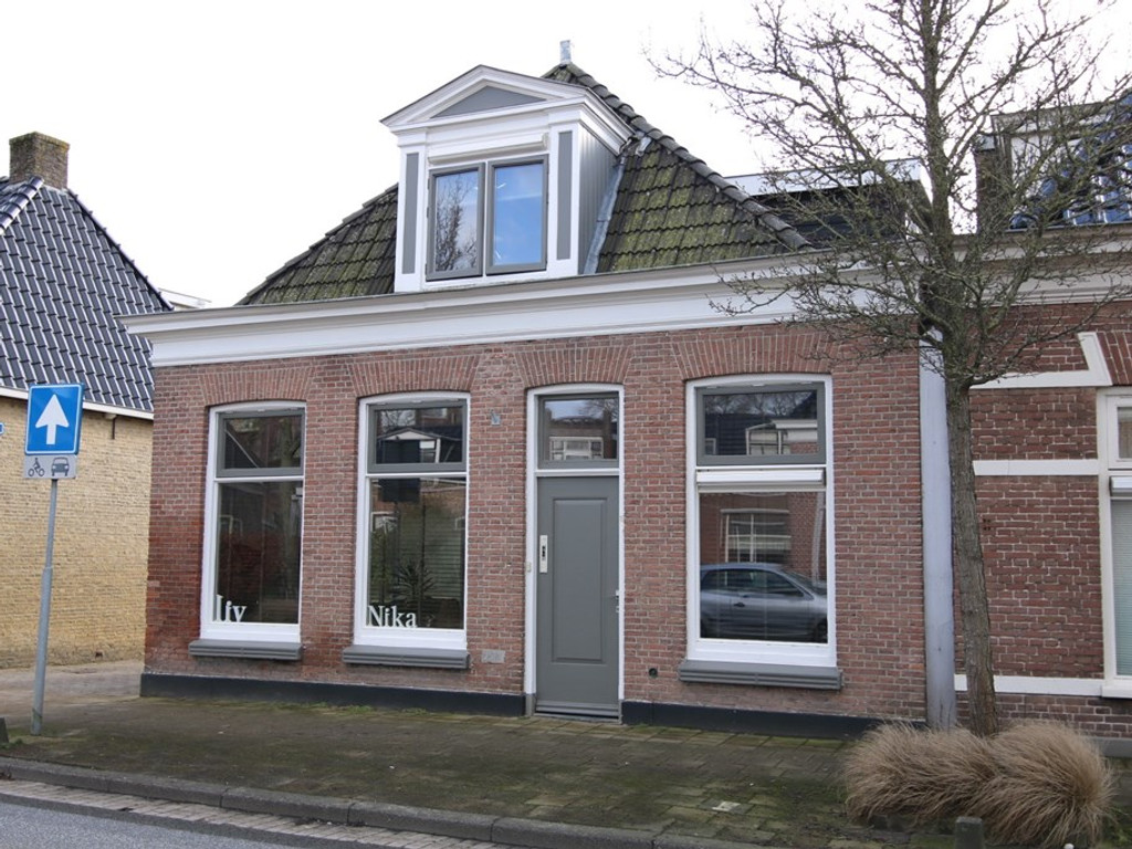 Harlingerstraat 15, Bolsward