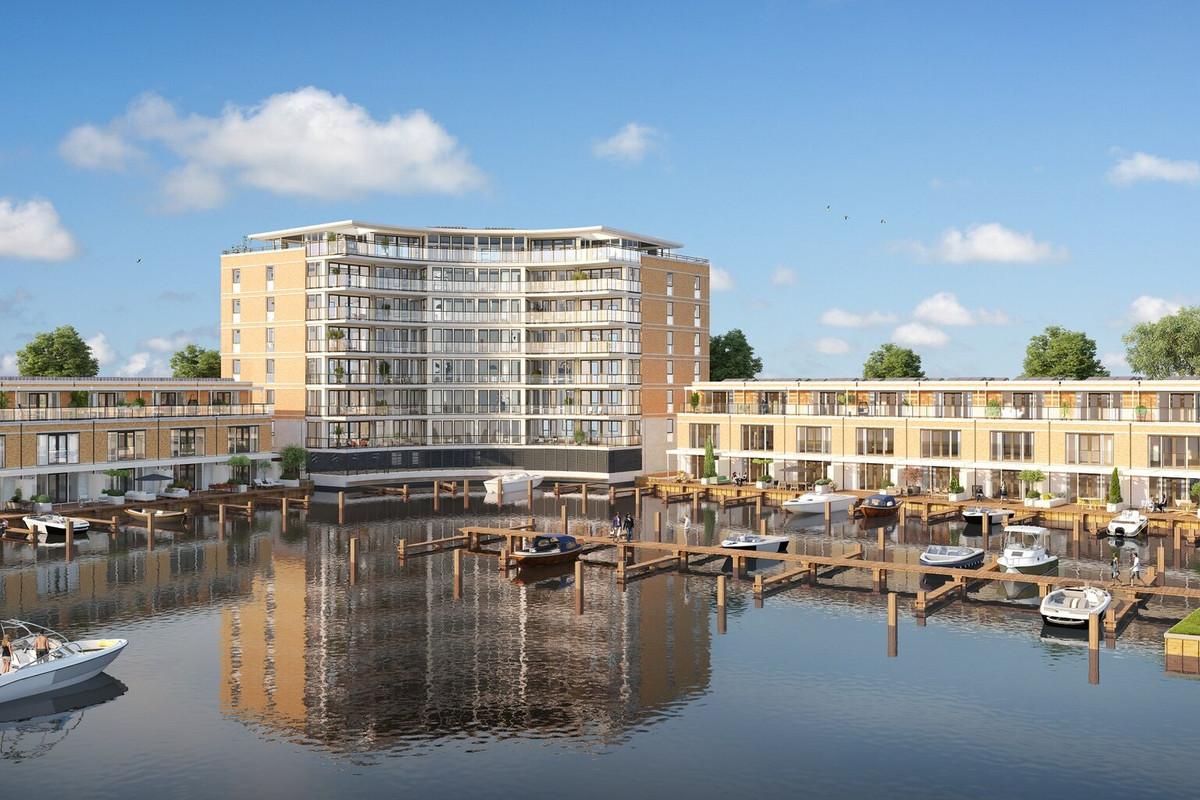 Appartement Lisdodde-Type C/Cs, bouwnummer 101