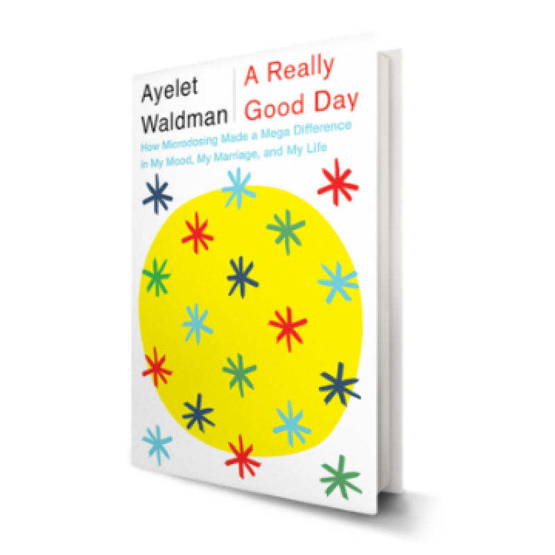 Microdose - Book: A Really Good Day