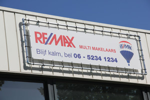 RE/MAX Multi Makelaars logo