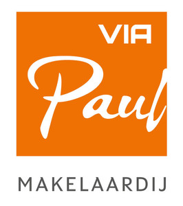 Via Paul Makelaardij logo