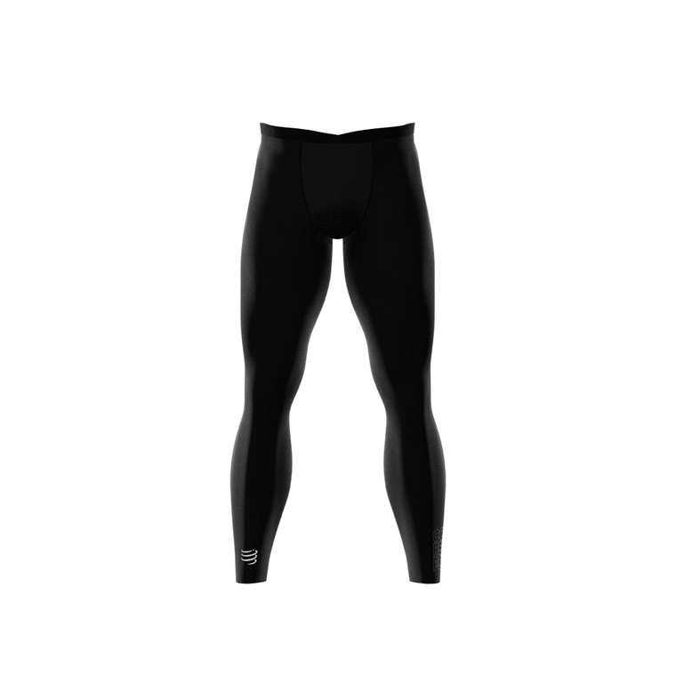Compressport - Running Under Control Full Tights maat 2