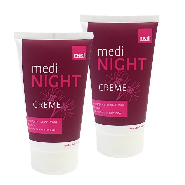 Medi - Night creme 150 ml (set van 2)
