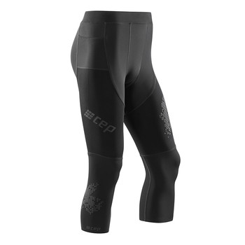 Run driekwart Tights 3.0 compressiebroek heren