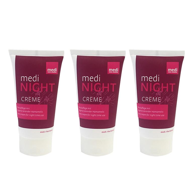 Medi - Night Creme 50 ml (set van 3)