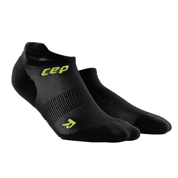 CEP - Ultralight No Show compressiesokken maat 2 (schoenmaat 34-37)