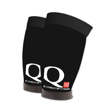 Quad sleeves compressietubes bovenbeen