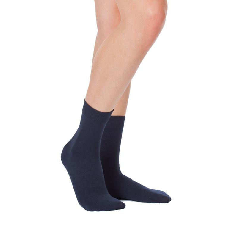 ITEM m6 - Socks pique stripe maat S