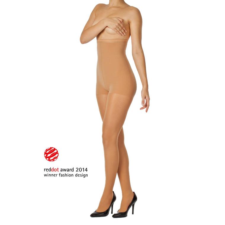 ITEM m6 - Women shape tights translucent maat S