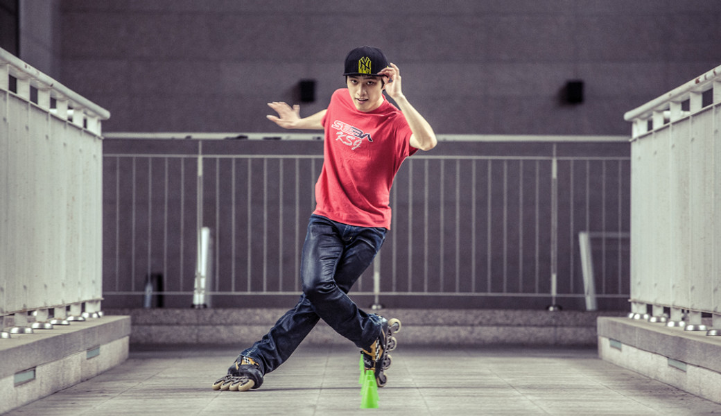 Seba skates nummer 1 in Freestyle skaten