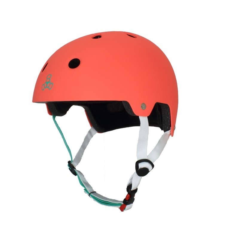 Dual Certified with EPS Liner Tangerine - Helm