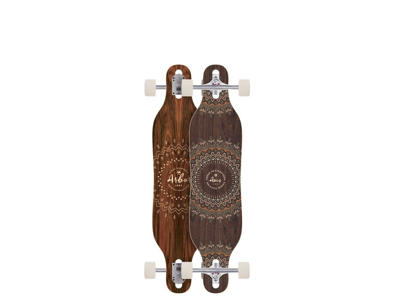 Arbor drop Through longboard