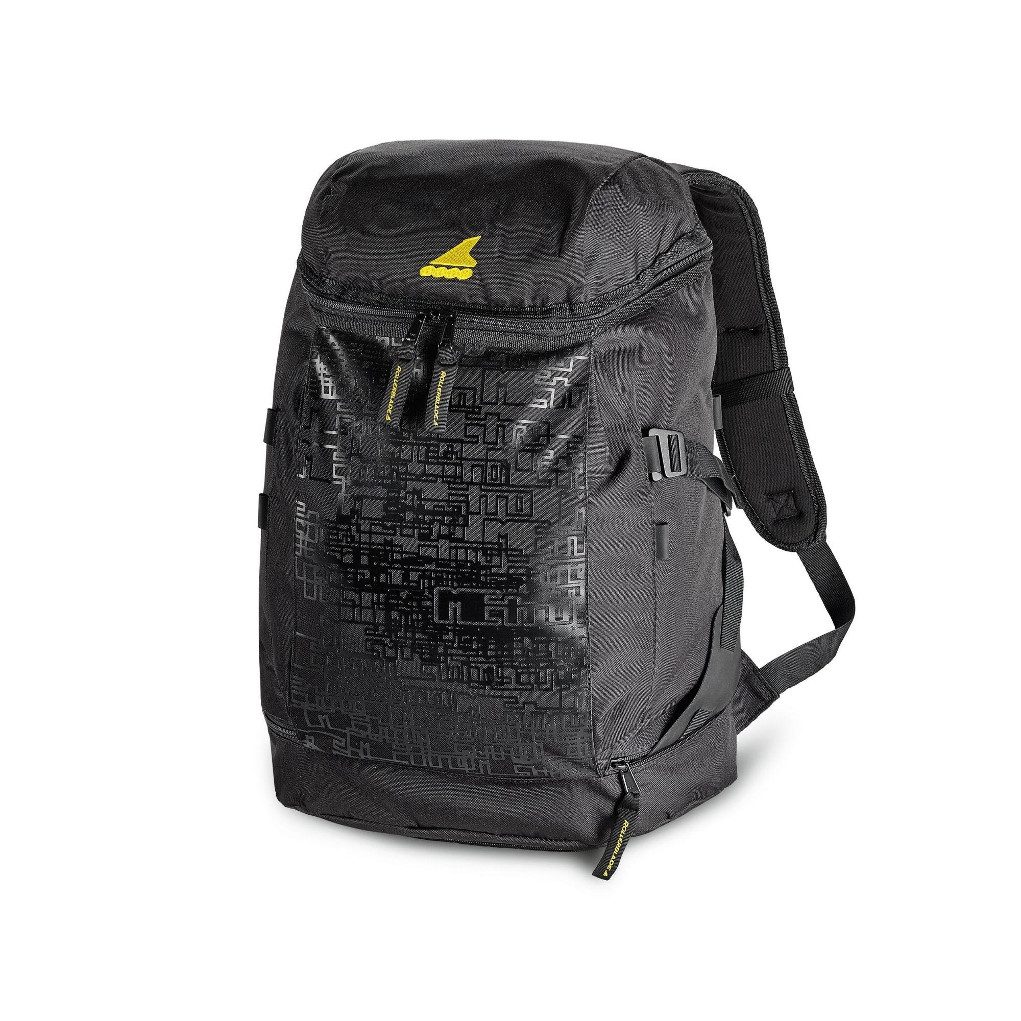 ca8f78589ec Rollerblade urban backpack lt 20 rugtas rollerblade urban backpack in de  kleur zwart met grijs de
