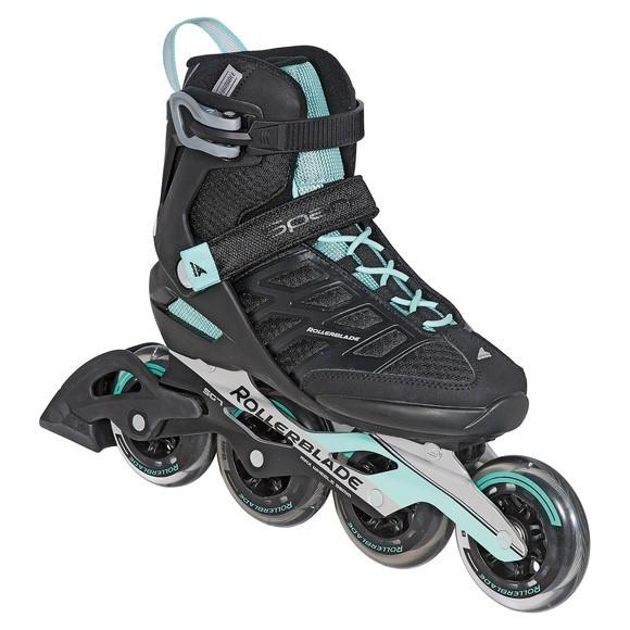 fb447b841b0 Rollerblade spark 90 fitness tour skates voor dames skates met 90 mm zijn  de meest verkochte