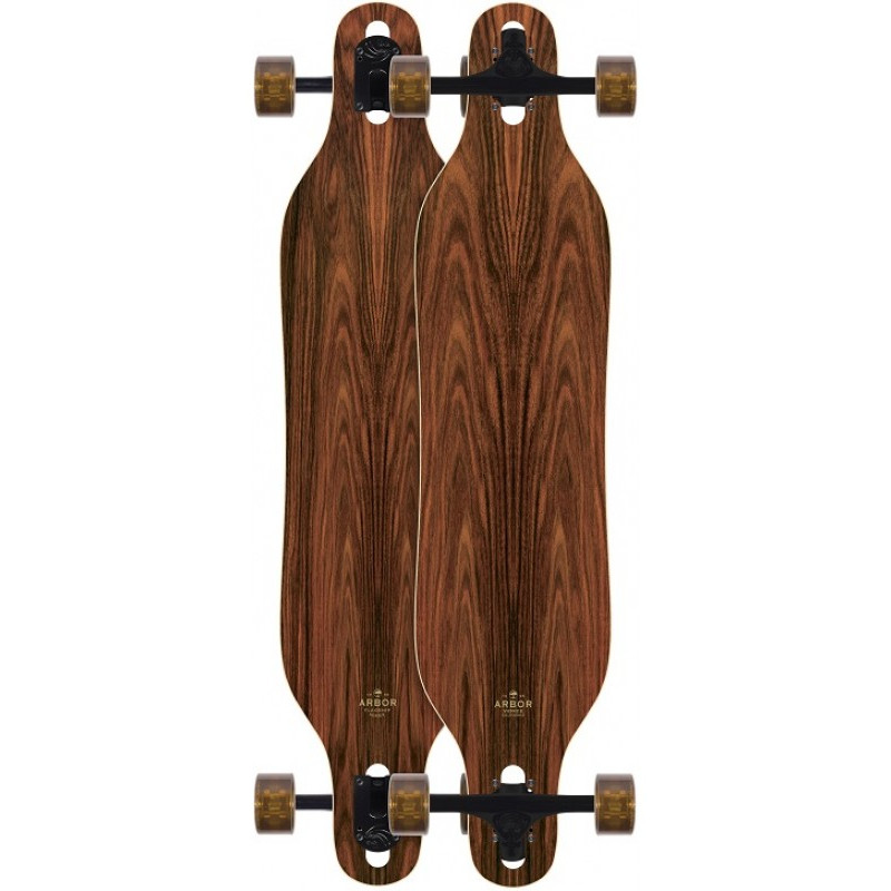 """Flagship Axis 40"""" - Longboard Complete"""