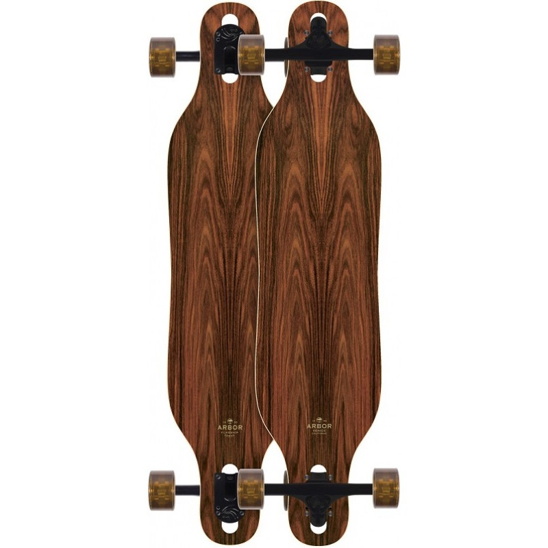 """Axis 37"""" Flagship - Longboard Complete"""
