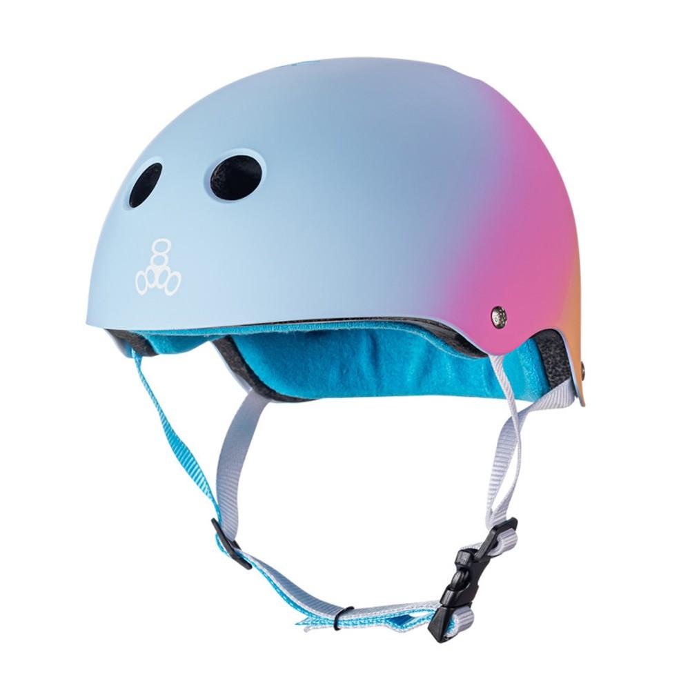 The Certified Sweatsaver Helmet Sunset - Skate Helm