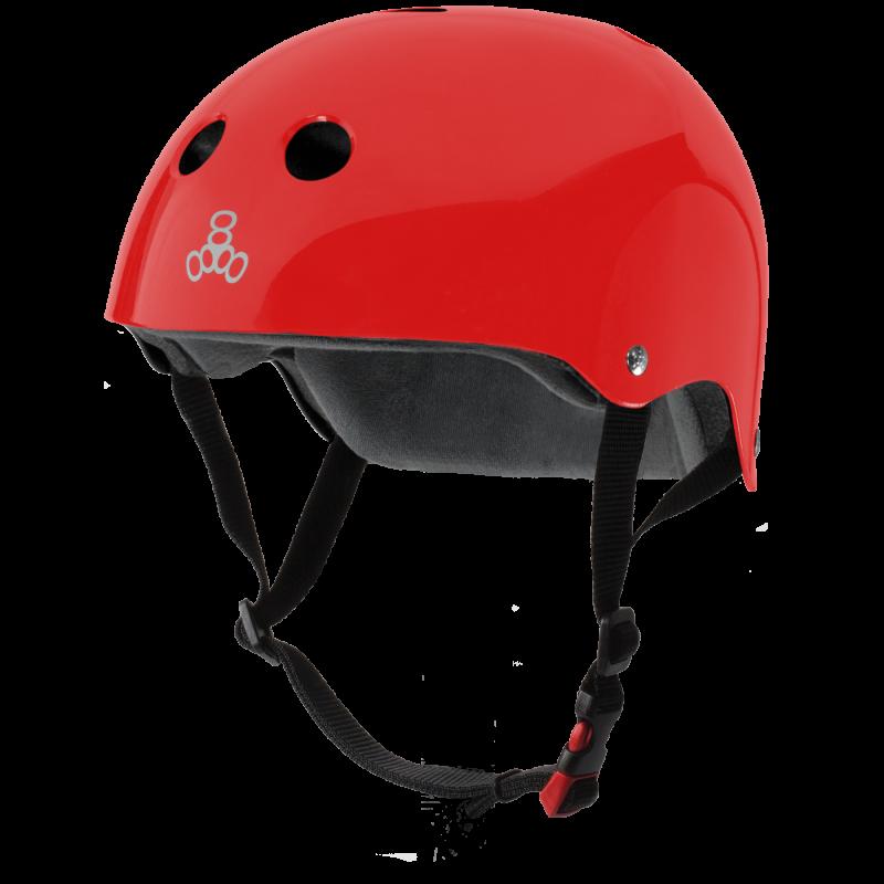 The Certified Sweatsaver Helmet Red - Skate Helm