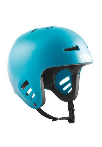 Dawn Solid Color blue - Skate Helm