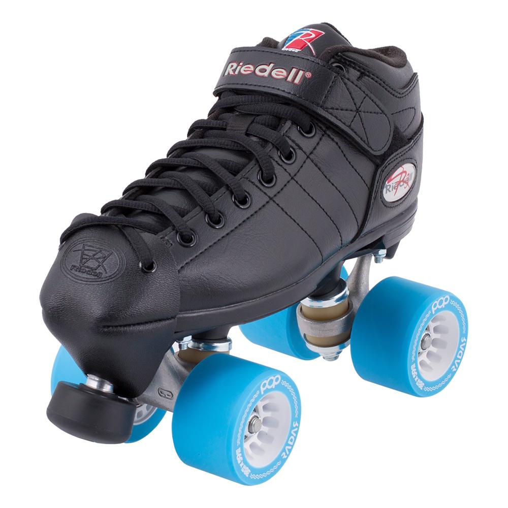 R3 Derby Black - Derby Skates